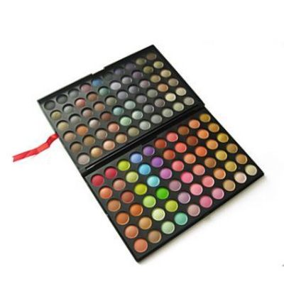 120 Colors Special Matte and Shimmer Makeup Eye Shadow Palette