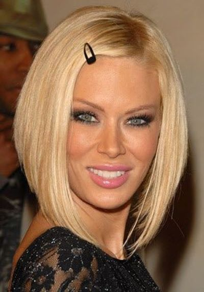 Jenna Jameson Bob Haircut
