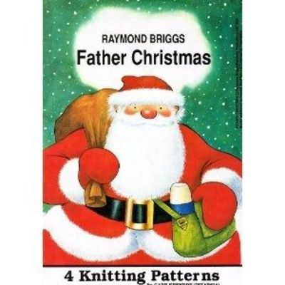 Knitted Sweater Patterns Free : Raymond Briggs Father Christmas Knitting Pattern Booklet: 4 ... / knits and k...