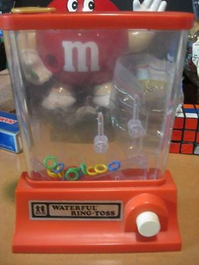 Vintage Waterful Ring Toss Water Game 1970 S Toy This