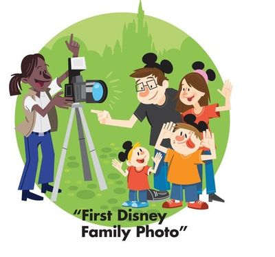 Tip: Use Disney PhotoPass Service whenever possible. This way you will have photo proof that the entire family was on vacation. Click to learn more: http://di.sn/b7x #DisneyMemories
