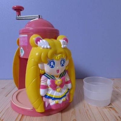 sailor moon snow cone maker