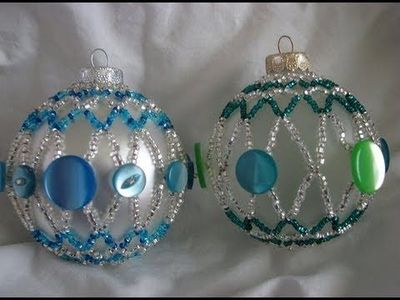Beaded Christmas Ornaments Patterns.Free Beaded Christmas Ornament Patterns Http Www Guideto