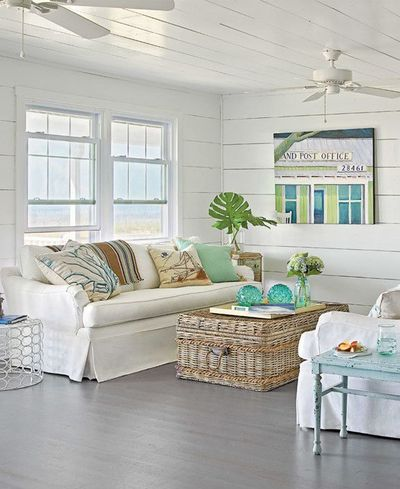 Wicker Trunk Coffee Table House Of Turquoise Tiffany Mcwhorter