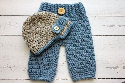 newborn boy pants