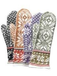 Reykjavik Mitts - pattern at Annie's Catalog