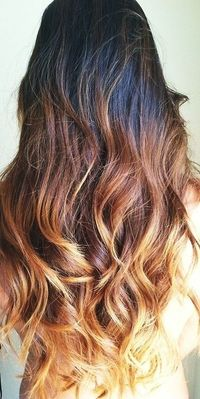 ombre. WANT!!