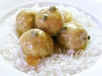 Cooking Weekends: Königsberger Klopse; Meatballs with Caper Sauce