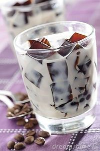 Freeze coffee as ice cubes and serve with Baileys...ooh Christmas, I look forward to you.