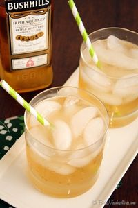 Irish Maiden Cocktail   The Marvelous Misadventures of a Foodie