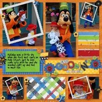 Goofy scrapbook-ideas