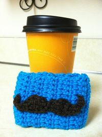 Mustache Applique