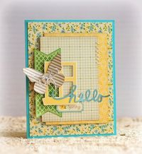 Pickled Paper Designs: April Card Kitchen, Part 2