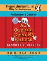 This educator's guide to Al Capone Does My Shirts by Gennifer Choldenko has a three-week unit of activities aligned with language arts #CommonCore State Standards for grades 4-6. http://www.teachervision.fen.com/lesson-plan/printable/73135.html #CCSS ...