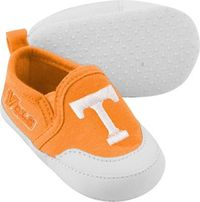 Tennessee Volunteers Tenn Orange Baby Prewalk Shoe