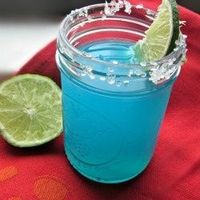Blue Margarita - What could be more fun than a refreshing, blue drink?
