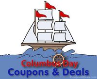 Top 15 Columbus Day Sales to Score!