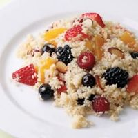 Couscous & Fruit Salad Recipe
