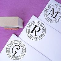 Custom stamp! They're never this cheap! $18