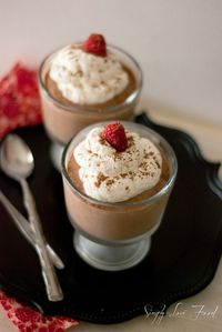 Super creamy chocolate mousse (dairy free)   Simply Love Food
