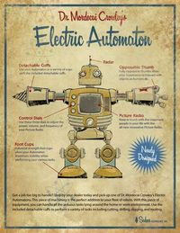 Electric Automation by Michael Murdock
