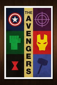 The Avengers - Wall Poster