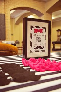 Gender Reveal Party Sign