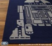 R2D2 Rug Pottery Barn Kids. This is on my Christmas list!!