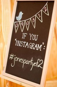 #instagram your wedding day.