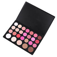 Finding Color - 26 Colors Makeup Blush Blusher Powder Palette