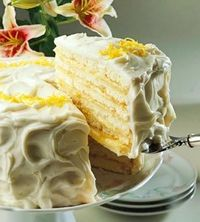 Ingenious New Orleans bakers took the famous European dobos torte and fashioned the New Orleans version--Doberge (DO-bash) Cake, a six-layer cake. If you have only two cake pans, bake two layers at a time.