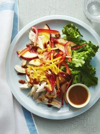 Sweet BBQ Chicken Salad