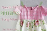 icandy handmade: Basic Bodice Design Series: Sew Much Ado