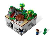 Minecraft + LEGO = I must have this!