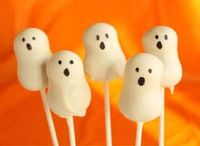 How to Make Ghost Cake Pops