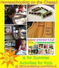 Summer Activities for Kids