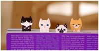 Kitty Sticky Notes, I need these!