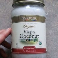 Coconut Oil! I love this to wash my face. I have combination skin. This stuff takes off even the most stubborn eye makeup, heals zits, clears blackheads and leaves skin dewy for about 5min after rinsing, then just plain soft. Use with facecloth or massage...