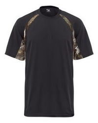 Badger 4144 B-Dry Hook Tee