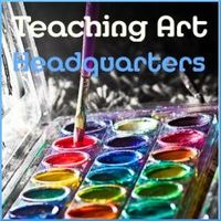 teaching art headquarters; list of links to multiple art resources