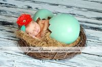 Easter photo- so cute