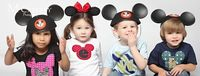 Disney Vacation Shirt for your little Mickey by mylittlelegacies Minnie mouse tees for Disney trip! Polka dots and stripes !