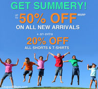 Cookies Kids Summer Sale Up To 50% Off