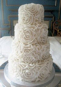 Image detail for -Romantic Wedding Cakes - Pretty Wedding Cakes | Wedding Planning ...