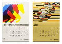 Stocks Taylor Benson designs Olympics-themed calendar for paper merchant | The Drum