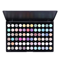 72 Colors Soft Shimmer Makeup Eye Shadow Palette