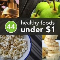 44 healthy foods that cost less than one dollar | USA TODAY College
