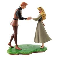 WDCC Sleeping Beauty ''Chance Encounter'' Prince Phillip and Briar Rose Figurine