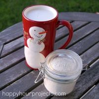 White Hot Cocoa Mix