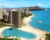 Hilton Hawaiian Village, Oahu, Hawaii -- Want to go back again! (was here in '95)